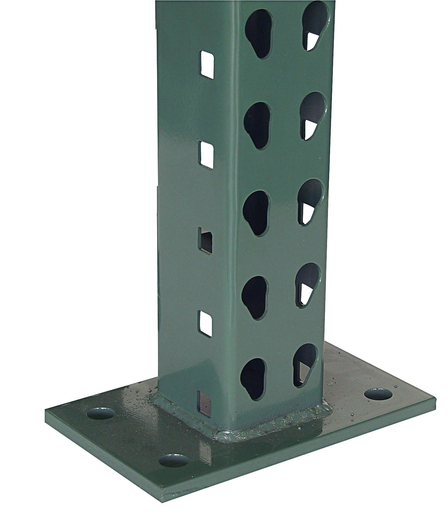 Heavy Duty Pallet Rack Uprights | Quality Material Handling